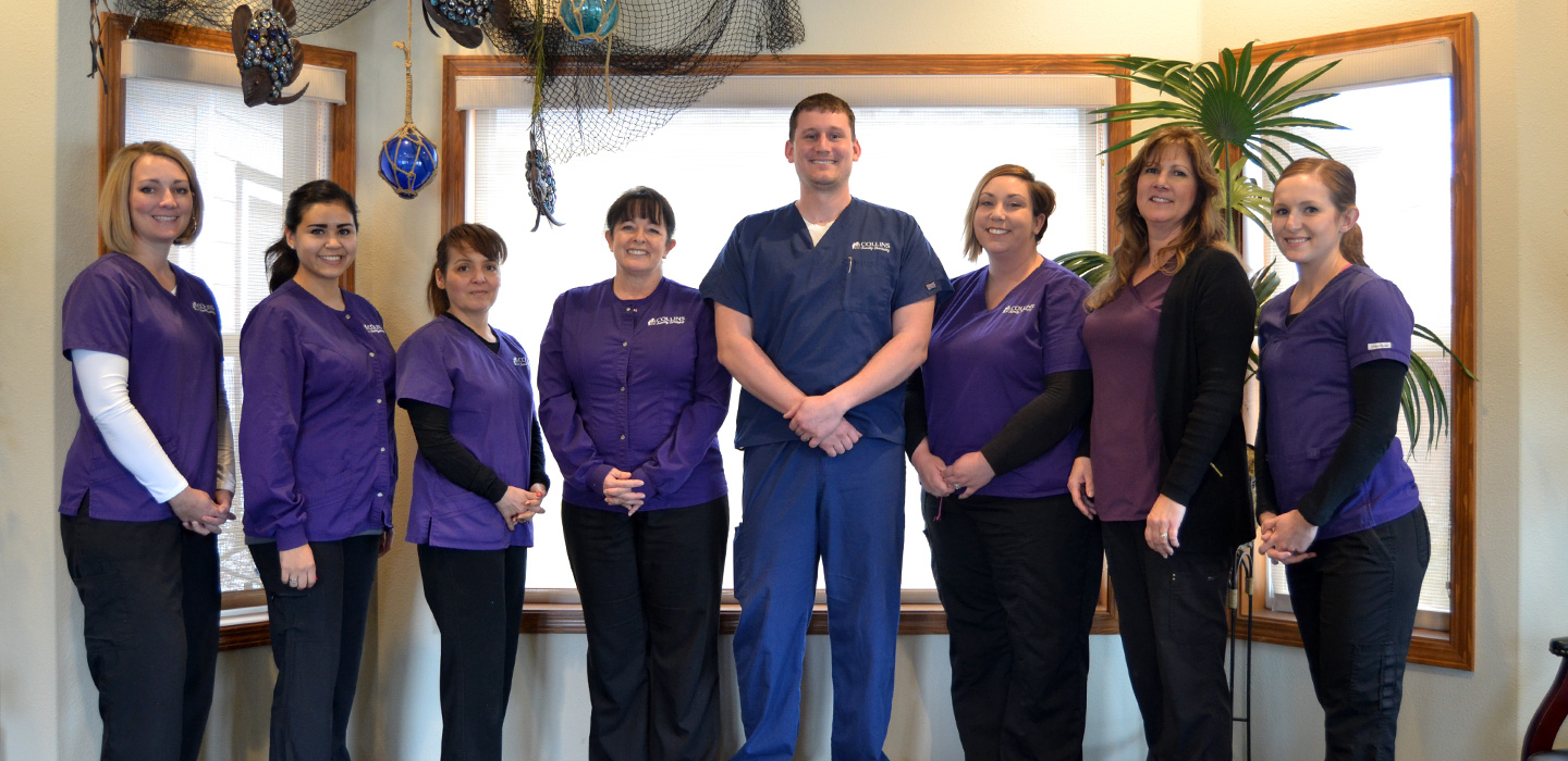 Kyle Collins Dentistry Staff